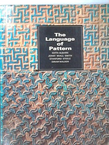 9780064300506: Title: The Language of Pattern An Enquiry Inspired by Isl