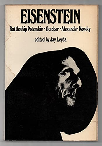 9780064300551: Eisenstein: Three films (Icon editions ; IN-55)