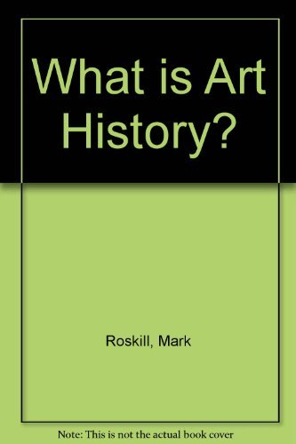 9780064300742: What is Art History?