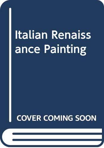 9780064300827: Italian Renaissance Painting (Icon Editions)