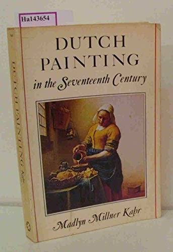 9780064300872: Dutch Painting in the Seventeenth Century (Icon Editions)