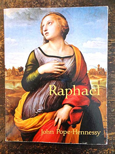 9780064300933: Raphael (Wrightsman lectures)