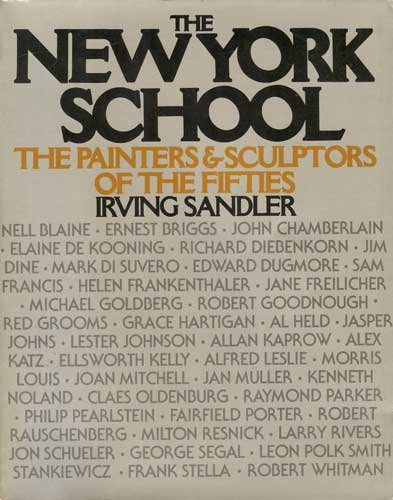 9780064300940: New York School: Painters and Sculptors of the Fifties