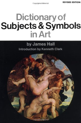9780064301008: Dictionary of Subjects and Symbols in Art Pb (Icon Editions)