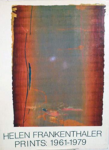 9780064301039: Helen Frankenthaler Prints, 1961-1979