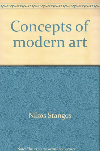 9780064301046: Concepts of modern art (Icon editions)