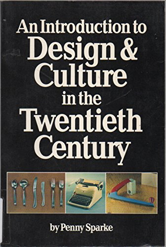 9780064301701: Introduction To Design And Culture (Icon editions)