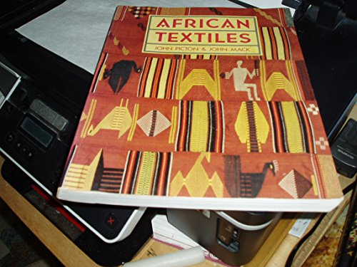 9780064301909: African Textiles (Icon Editions)