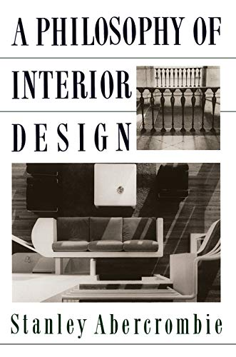 9780064301947: A Philosophy Of Interior Design (Icon Editions)