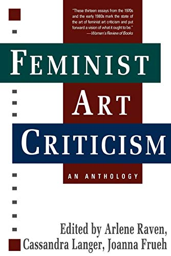 9780064302166: Feminist Art Criticism: An Anthology (ICON EDITIONS)