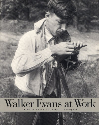 9780064302302: Walker Evans at Work