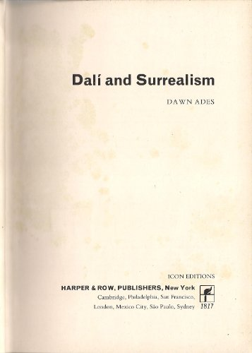 9780064302951: Dali and Surrealism (ICON EDITIONS)