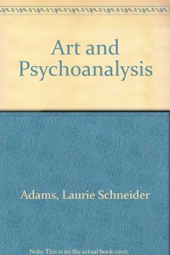 9780064302975: Art And Psychoanalysis
