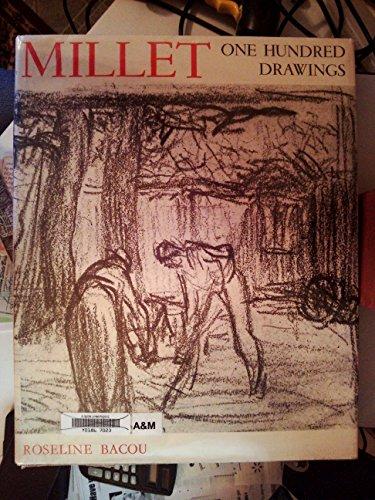 9780064303408: Millet: 100 Drawings
