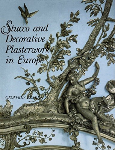 9780064303835: Stucco and Decorative Plasterwork in Europe (Icon Editions)
