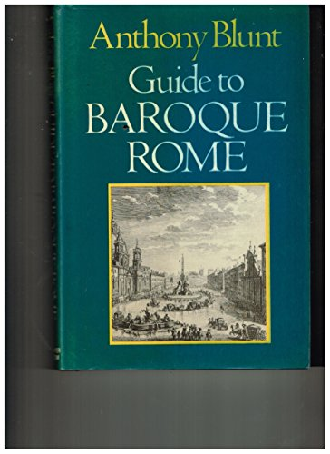 9780064303958: Guide to Baroque Rome (Icon Editions)
