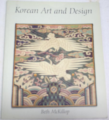 9780064309080: Korean Art and Design