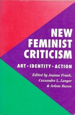 9780064309097: New Feminist Criticism: Art, Identity, Action (Icon Editions)