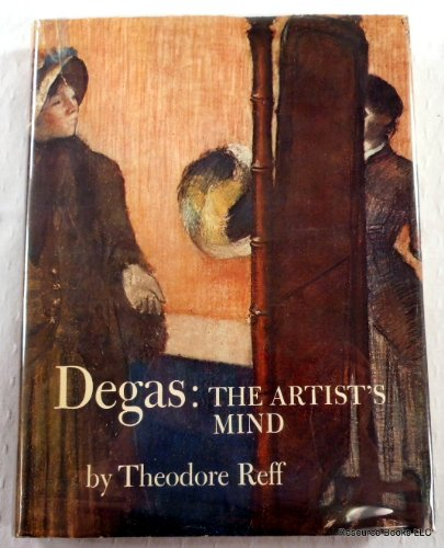 9780064315005: Degas: the artist's mind.