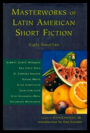 9780064315029: Masterworks Of Latin American Short Fiction: Eight Novellas