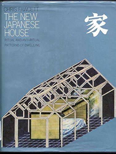 9780064330107: New Japanese House: Ritual and Anti-Ritual Patterns of Dwelling (Icon Editions)
