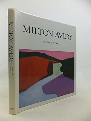 9780064333207: Milton Avery