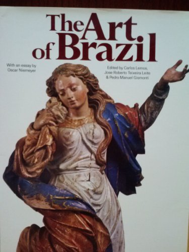 9780064352895: The Art of Brazil (Icon Editions)