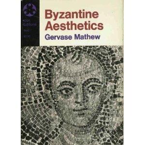 9780064355667: Byzantine aesthetics
