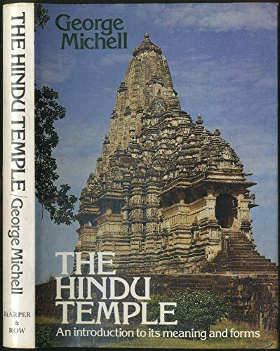 9780064357500: The Hindu temple: An introduction to its meaning and forms (Icon editions)