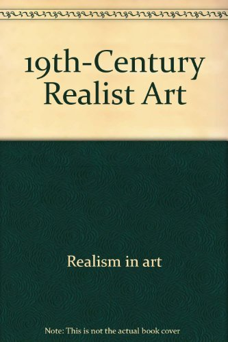 9780064359139: 19th-Century Realist Art (Icon Editions)