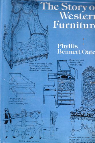 9780064363501: Story of Western Furniture (Icon Editions)