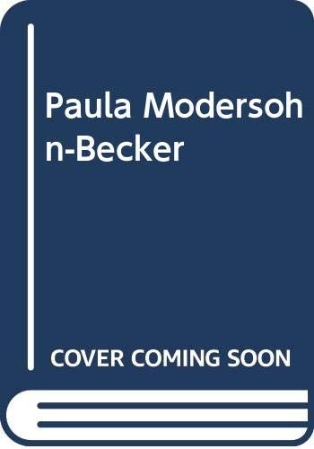 9780064384216: Paula Modersohn-Becker