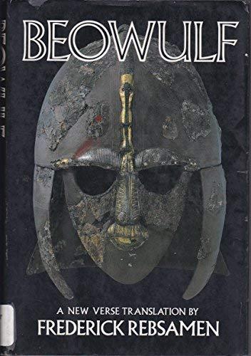 9780064384377: Beowulf: A Verse Translation
