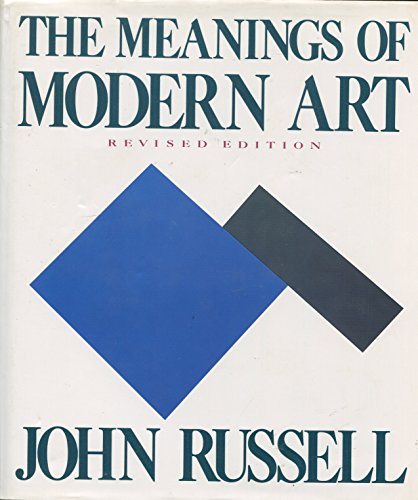 9780064384964: Meanings Of Modern Art: Revised Edition