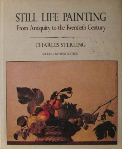 9780064385305: Still-life Painting: From Antiquity to the Present (Icon)