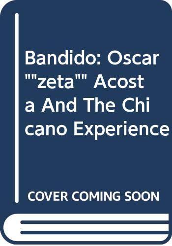 9780064385572: Bandido: Oscar