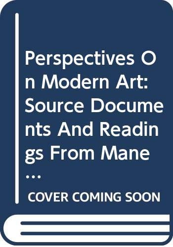 9780064389440: Perspectives on Modern Art