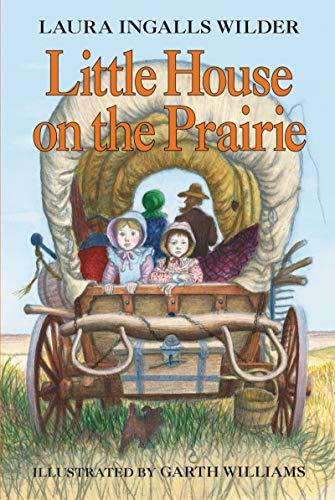9780064400022: little-house-on-the-prairie
