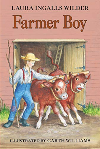 9780064400039: Farmer Boy (Little House-the Laura Years)