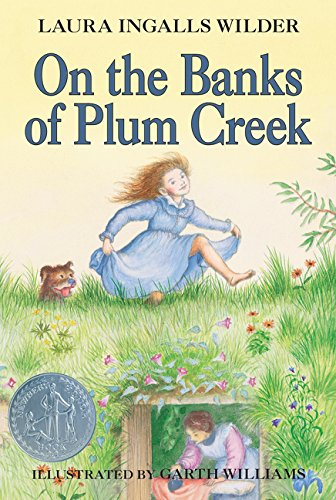 9780064400046: On the Banks of Plum Creek