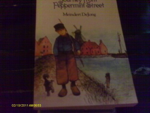 9780064400114: Journey from Peppermint Street
