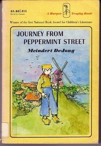 9780064400114: Journey from Peppermint Street