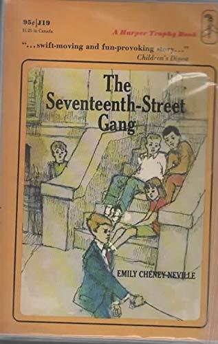 9780064400190: Seventeenth-Street Gang (Harper Trophy Book)