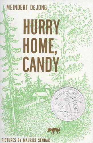 Hurry Home, Candy (Harper Trophy Books): DeJong, Meindert