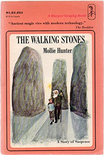 9780064400343: Walking Stones