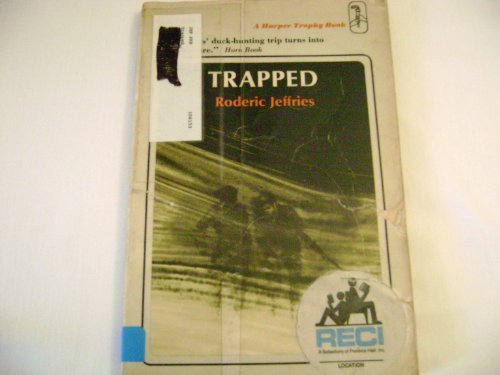 9780064400350: Trapped (Harper Trophy Books)