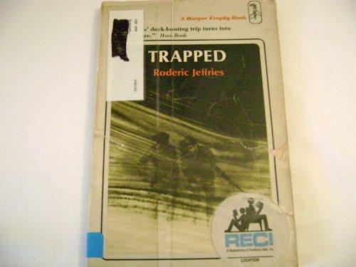 9780064400350: Trapped (Harper Trophy Books)