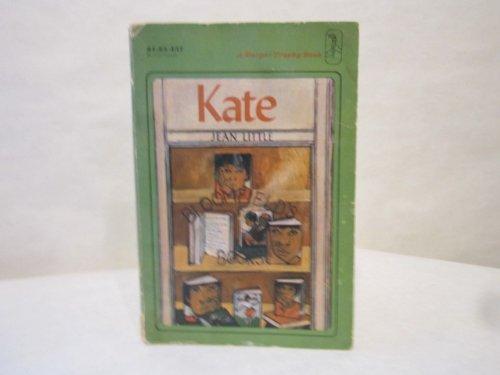 9780064400374: Kate (Harper Trophy Paperback)