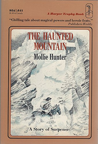 9780064400411: Haunted Mountain: A Story of Suspense (Harper Trophy Book)
