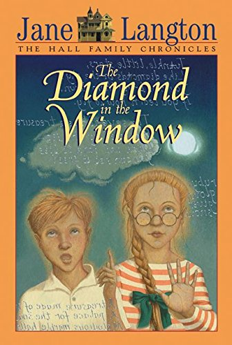 9780064400428: The Diamond in the Window (The Hall Family Chronicles)